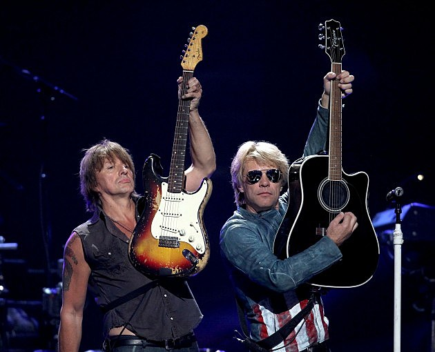 Bon Jovi - Richie and Jon