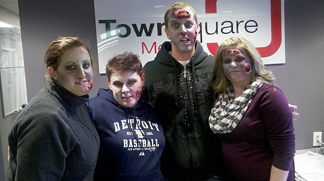 Townsquare zombies