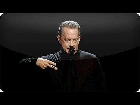 Tom Hanks slam poem