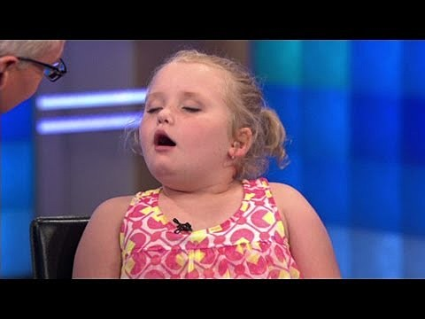 naughty Honey Boo Boo