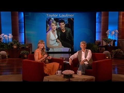 Taylor Swift on 'Ellen'