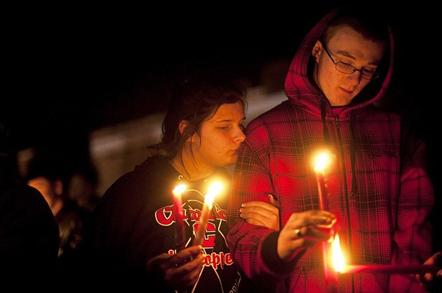 The nation reacts to Newtown CT school shooting