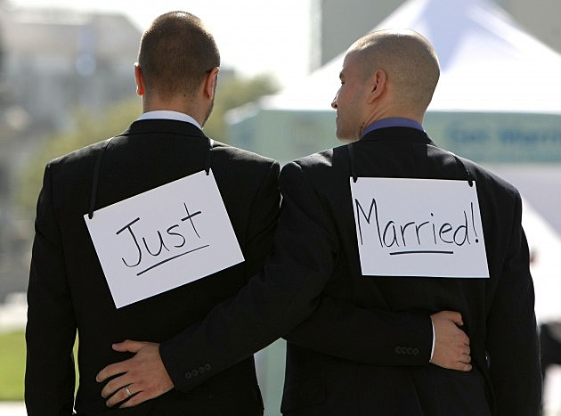 Michigan's First Gay Marriage Performed Today