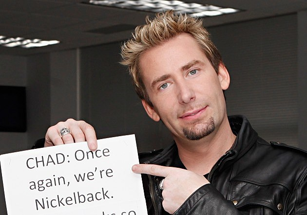 Nickelback makes Rolling Stone's list of worst 90s bands