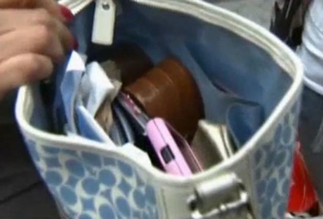 dirty purse