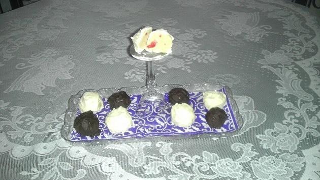 Rebecca's Cherry Corn Muffin Sweet Treats
