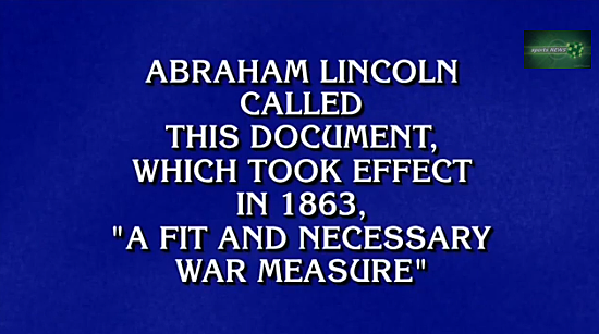 Jeopardy Clue