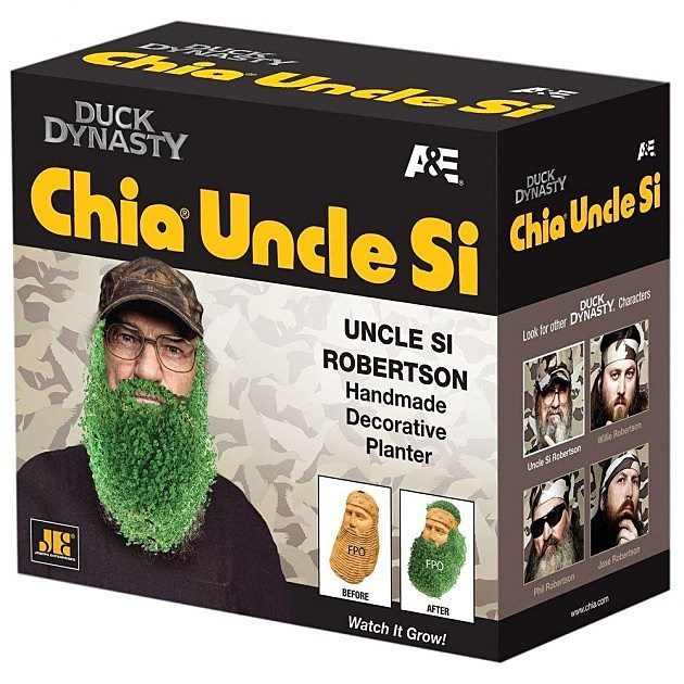 chia Uncle Si