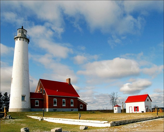 Tawas Point - Credit- iStock - 179107977