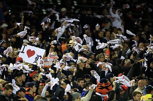 Tiger's fans