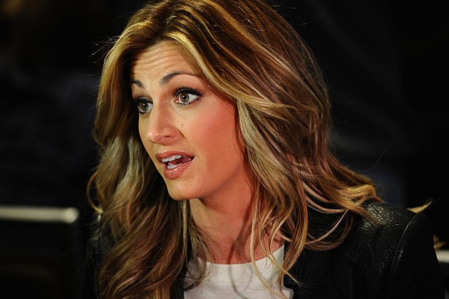 Erin Andrews named co-host on DWTS