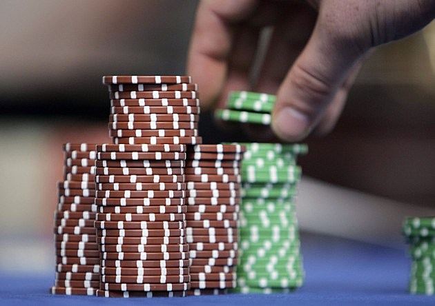 casino chips Christopher Furlong Getty