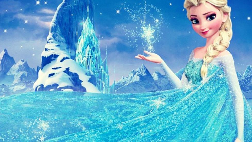 Sick Of The Cold Cops Seek To Arrest Elsa From Frozen