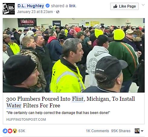 D.L. Hughley via Facebook