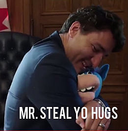 mr steal yo hugs
