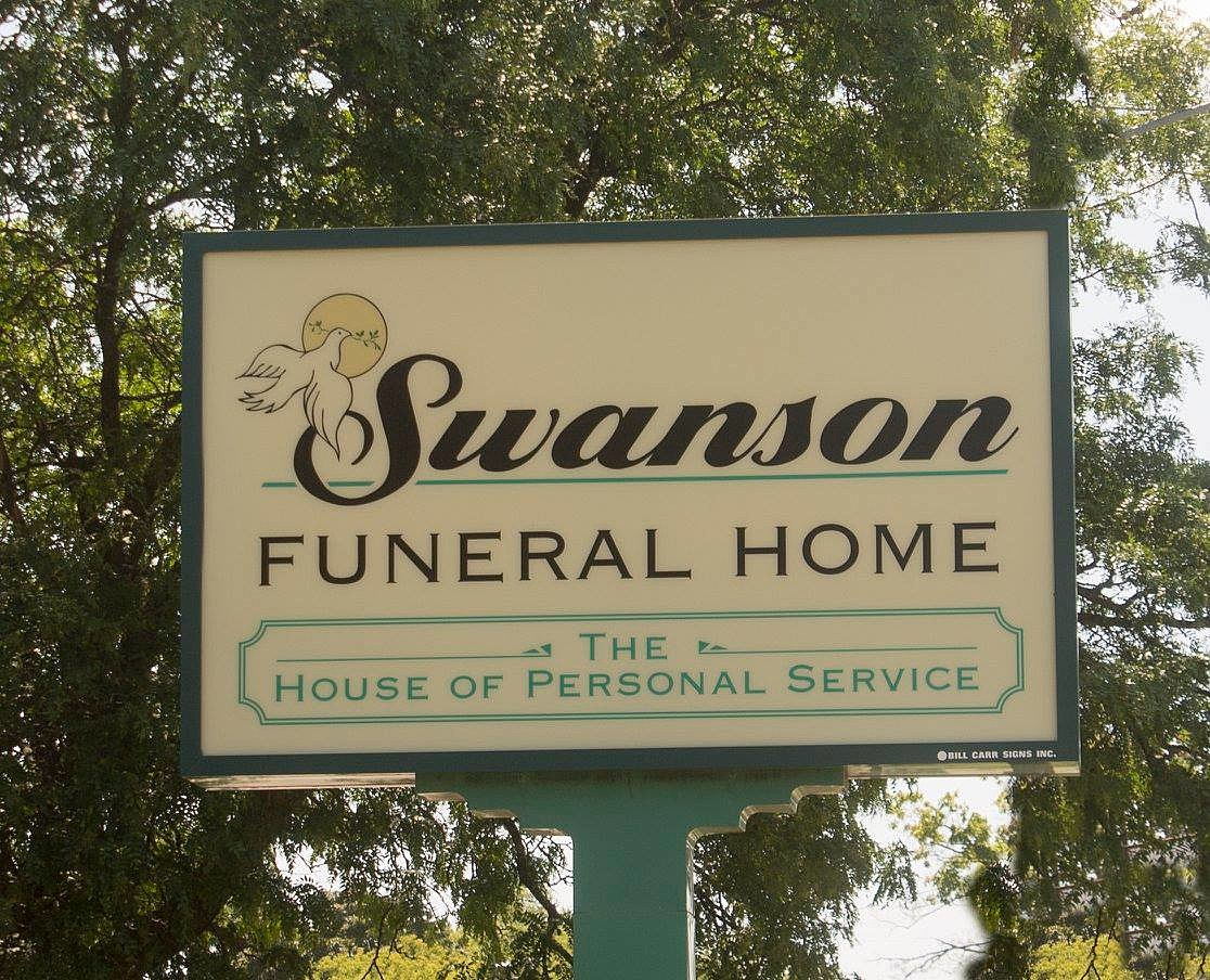 Swanson Funeral Home via Facebook