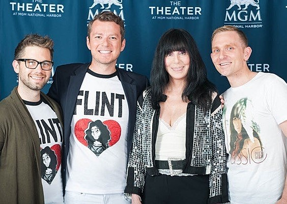 Oxin Hill, MD - September 3, 2018 - Cher's Meet & Greet at The Theatre at MGM National Harbor. (Photo by Richie Downs)